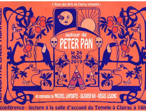 Conférence Peter Pan