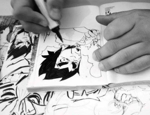 Animation dessinée Manga  le samedi 28 à 14h30 et le dimanche 29 novembre à 11h