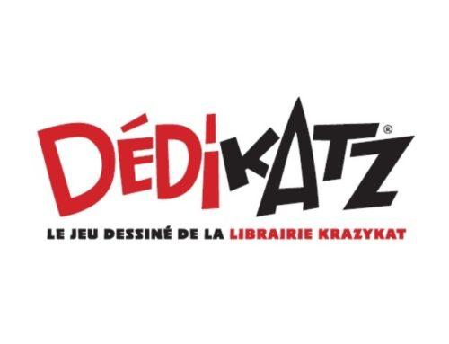 Spectacle le Dédikatz  samedi28 a 16h30 et dimanche 29 novembre à 14h30