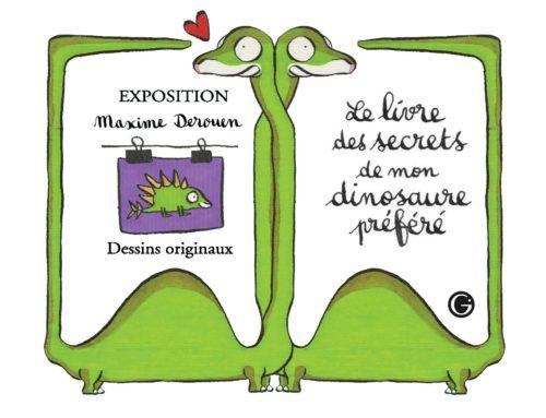 Exposition Maxime Derouen