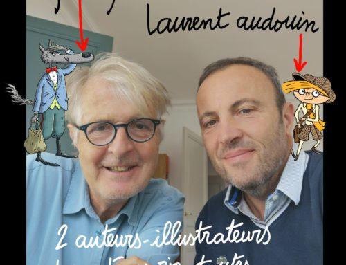 Exposition Geoffroy de Pennart et Laurent Audouin