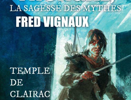 Exposition autour de l'univers de Fred Vignaux, THORGAL , La Mythologie.